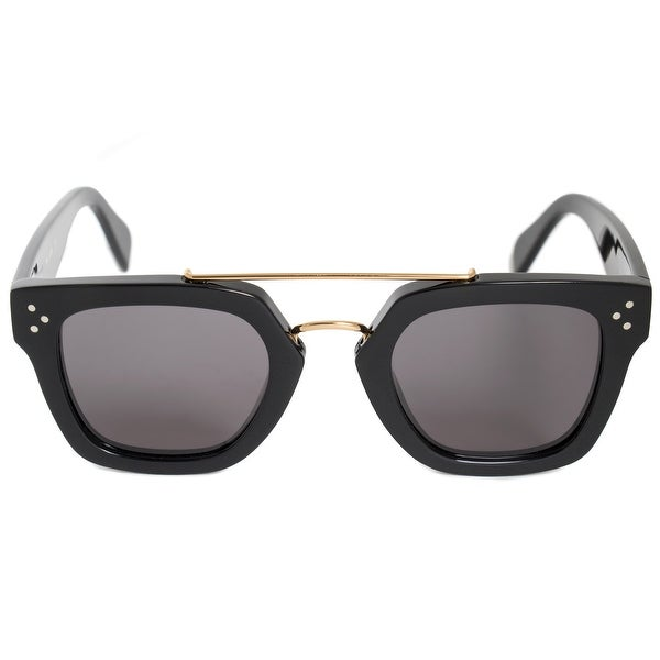 c5b15d42f6a98 Shop Celine Square Sunglasses 41077S 807 BN 47 - Free Shipping Today ...