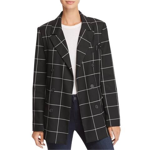 Joie Womens Harlene Two Button Blazer Jacket