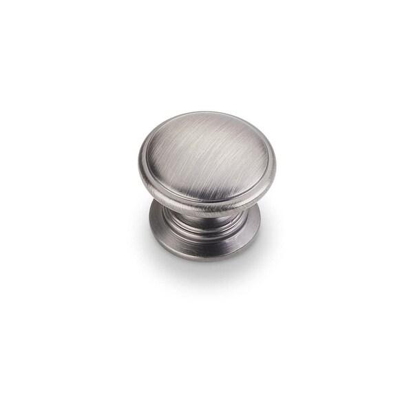 "Jeffrey Alexander 3980 Durham 1-1/4"" Diameter Mushroom Cabinet Knob - n/a"