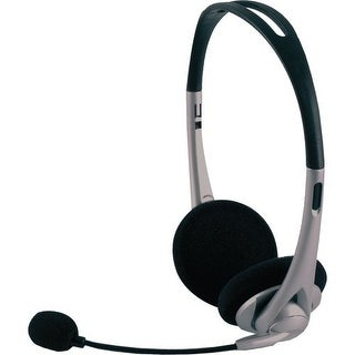 GE/RCA JAS98974G Ge Voip Stereo Headset