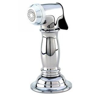 Newport Brass 129 Chesterfield Solid Brass Kitchen Faucet Side Spray