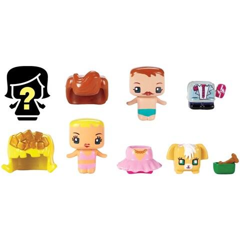Mattel(R) - Dvv03 - 4Pk Mini Mixieq Heiress