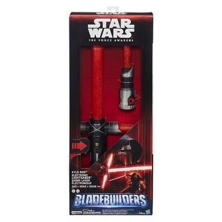Star Wars Episode 7 Kylo Ren Electronic Lightsaber
