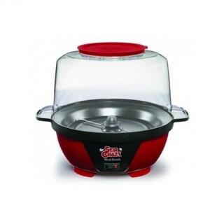 West Bend 82505 Stir Crazy Popcorn Popper, Red, 850 Watts, 6 Qt