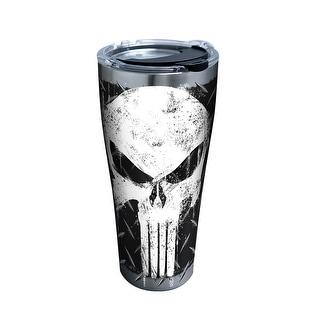 Marvel Punisher Skull 30 oz Stainless Tumbler with lid