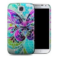 DecalGirl  Samsung Galaxy S4 Clear Case - Butterfly Glass