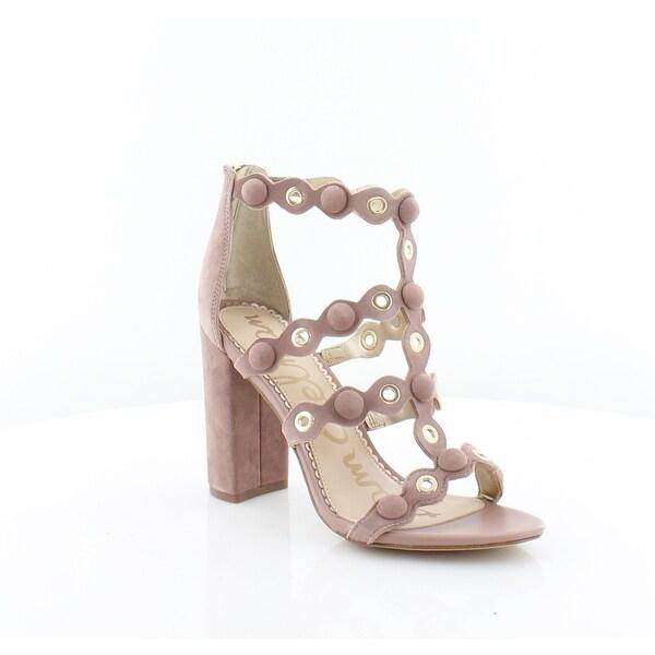 848503038782 Shop Sam Edelman Yuli Women s Heels Dusty Rose - 7 - Free Shipping ...