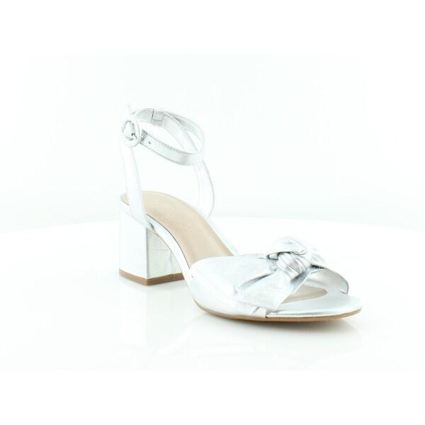 Aldo Beautie Women's Heels Silver - 6.5