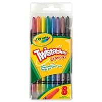 Crayola Twistables Crayons 8 Ct