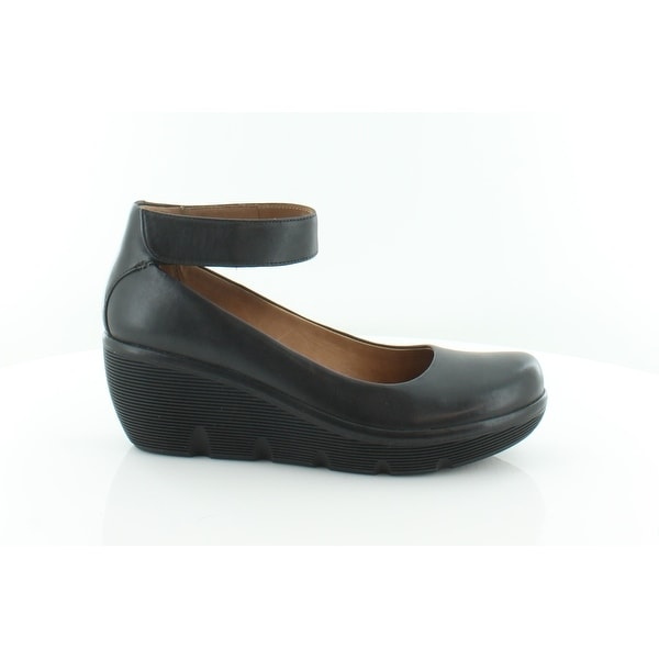 Clarks Clarene Tide Women's Sandals & Flip Flops Black - 9.5