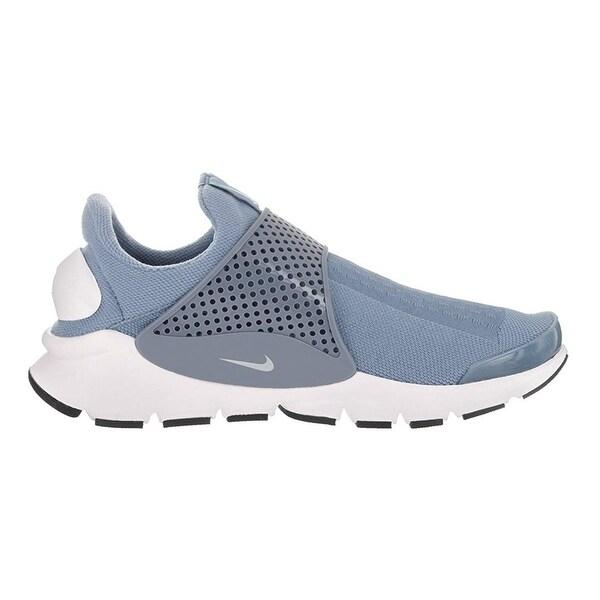 size 40 b21cc f4f86 Nike Womens Sock Dart Fabric Low Top Lace Up Running Sneaker