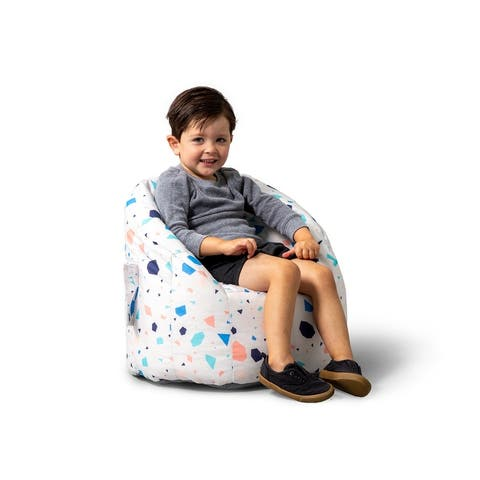 Big Joe Kid's Milano Bean Bag Chair, Small