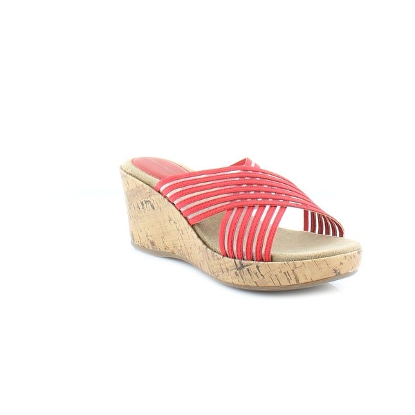 Trendsetter Roxxie Women's Sandals & Flip Flops Red - 8