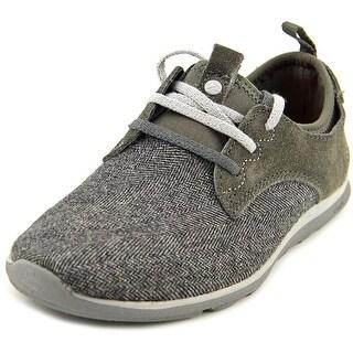 Cushe Shakra Round Toe Canvas Walking Shoe