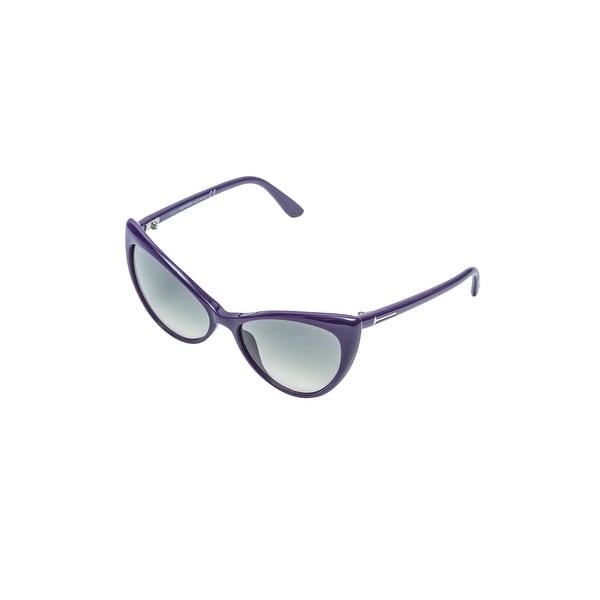 a51255b23cf38 Shop Tom Ford Ladies Sunglasses In Purple - One Size - Free Shipping Today  - Overstock - 23510503