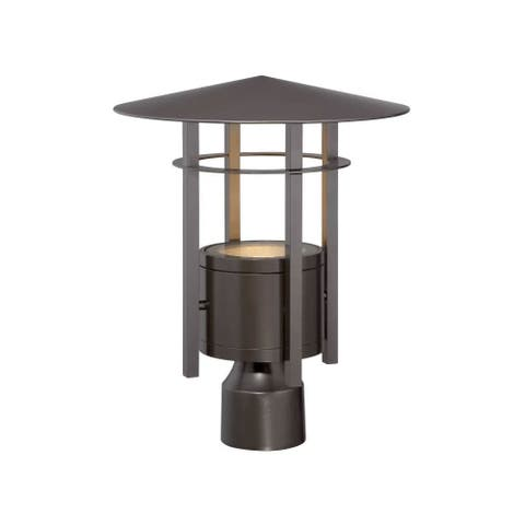 """Designers Fountain LED34036 Englewood 12"""" Tall LED Outdoor Post Light"""