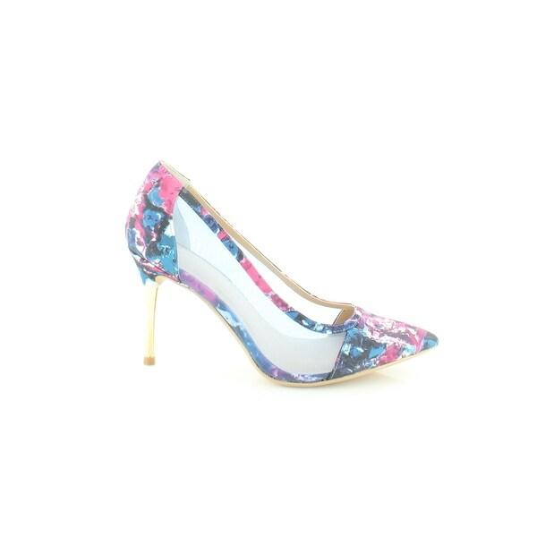 Thalia Sodi Natalia Women's Heels Berry Ice