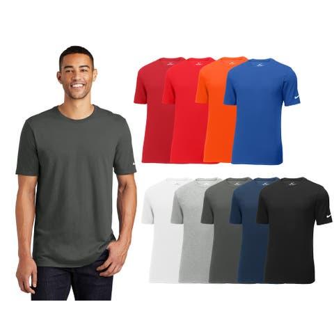 Nike Men's Core Cotton Crew Neck Tee