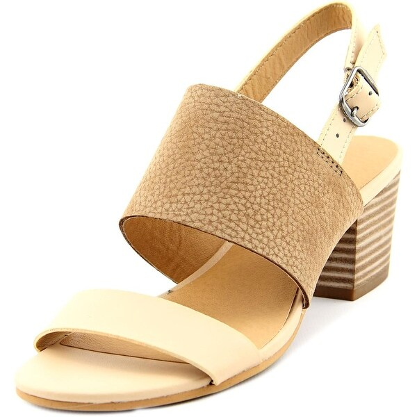 Lucky Brand Gewel Women Bisque Sandals