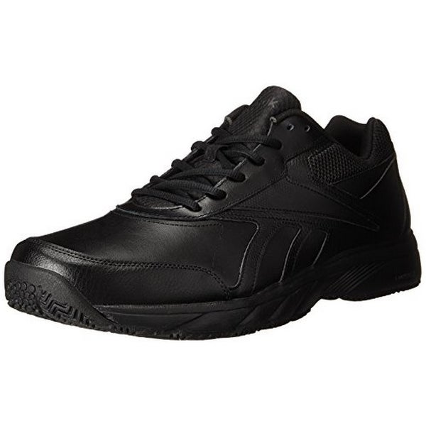 Reebok Mens WORK N CUSHION 2.0, BLACK/BLACK