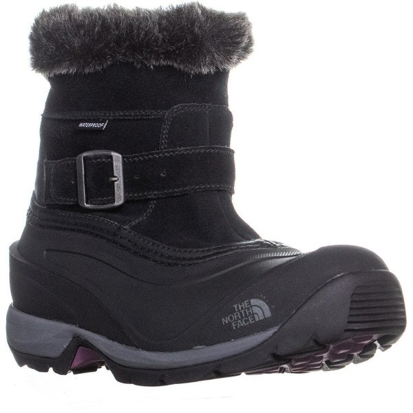 f1a582d8a Shop The North Face Chilkat III Pull-On Winter Boots, Black/Dark ...