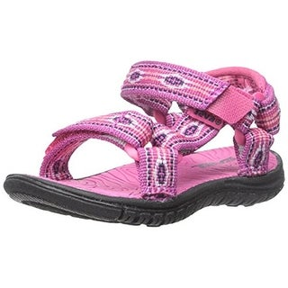 Teva Girls Hurricane 3 Little Kid Adjustable Sport Sandals - 13 medium (b,m)