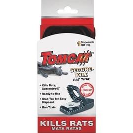 Tomcat Secure Kill Rat Trap