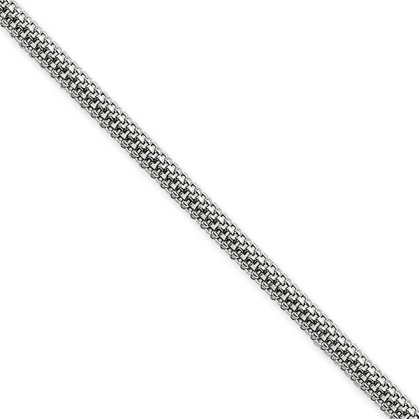 Chisel Stainless Steel 3.2mm 20 Inch Bismark Chain (3.2 mm) - 20 in