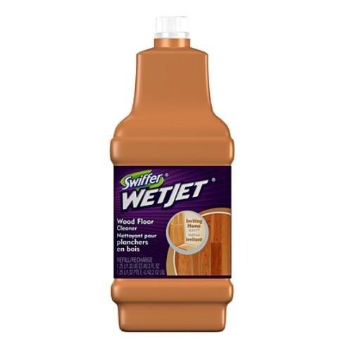 Swiffer 23682 Wet Jet Wood Floor Cleaner