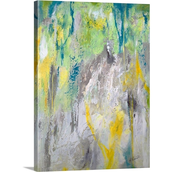 """""""Outpouring Of The Holy Spirit"""" Canvas Wall Art"""