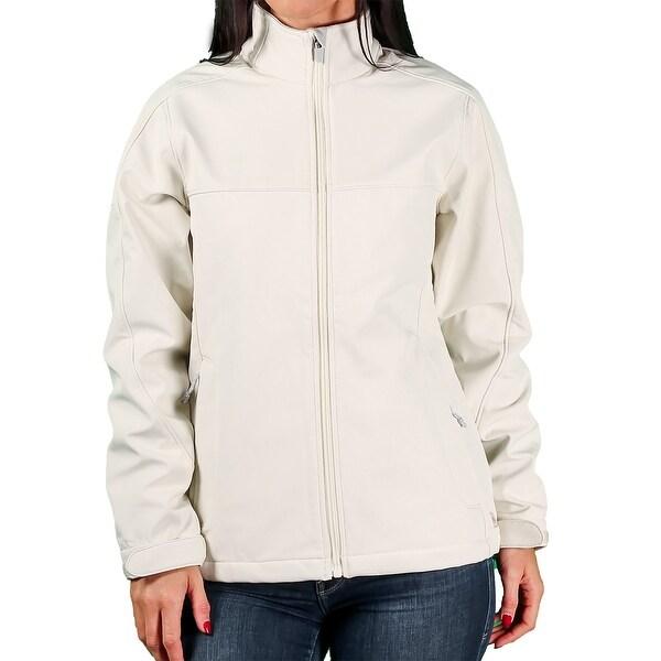 Shop Charles River Ladies Soft Shell Jacket Free