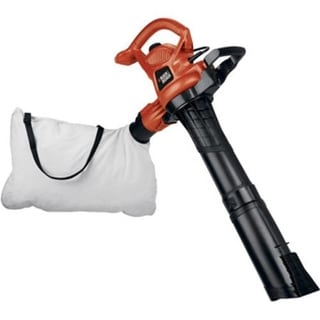 Black & Decker BV3600 High Performance Blower Vacuum, 12 Amp