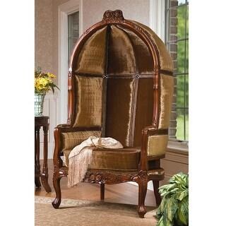 Design Toscano Lady Alcott Victorian Balloon Chair