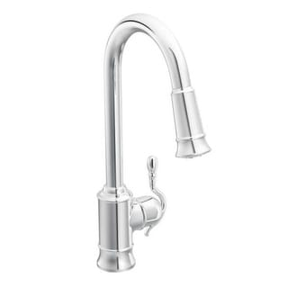 Moen 7615 Woodmere Pull-Down Spray Kitchen Faucet