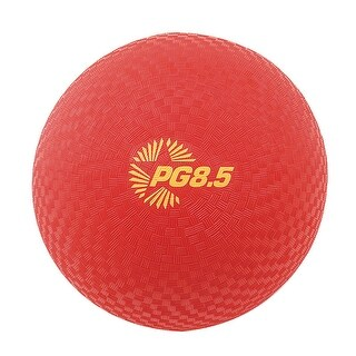 Playground Ball 8 1/2In Red