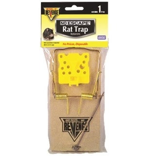 Bonide 47070 Revenge Snap Trap For Rats