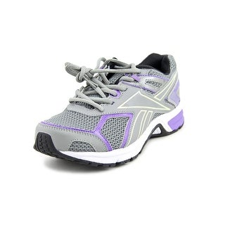Reebok Quickchase Round Toe Synthetic Running Shoe
