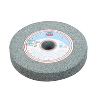 4.7-Inch Bench Grinding Wheel Green Silicon Carbide GC 80 Grits Surface Grinding - 120*20*20mm, 1pcs