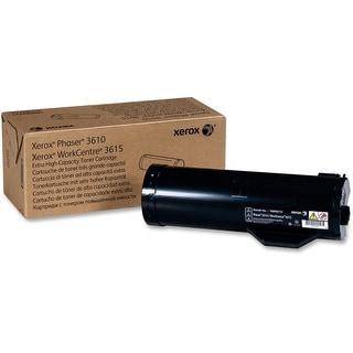 Xerox 106R02731 Xerox Toner Cartidge - Black - Laser - 25300 Page - 1 Pack