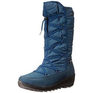 Kamik Womens Merlot Snow Boots Faux Lined Waterproof - 8 medium (b,m)
