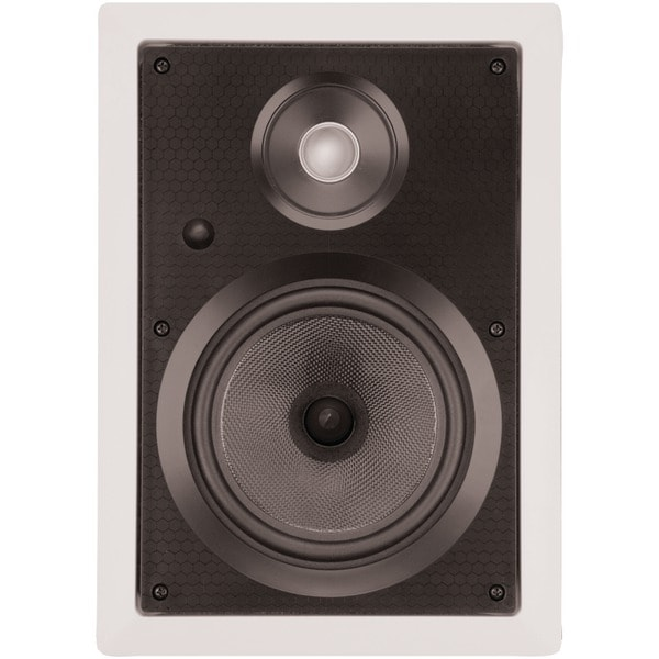 "Architech Ps-602 6.5"" Kevlar(R) In-Wall Speakers"