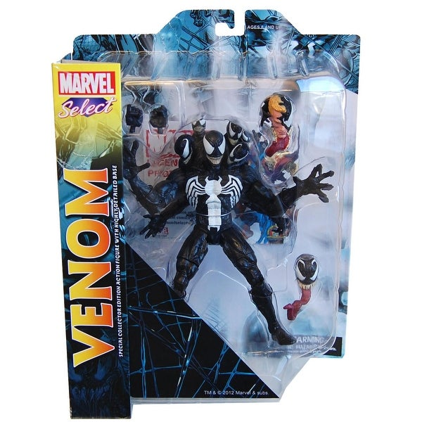 "Marvel Select 8"" Action Figure: Venom"