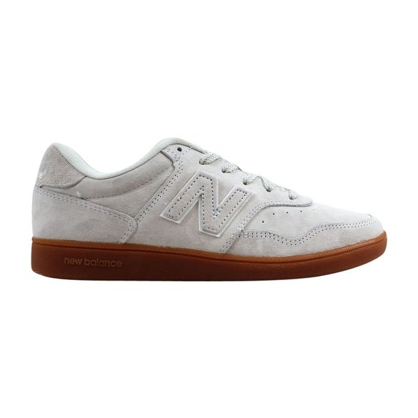 Shop New Balance 288 Suede White/Gum CT288WG Men's - Free Shipping ...