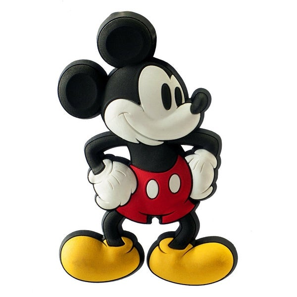 "Disney's Mickey Mouse Soft Touch PVC Magnet: ""Mickey"""