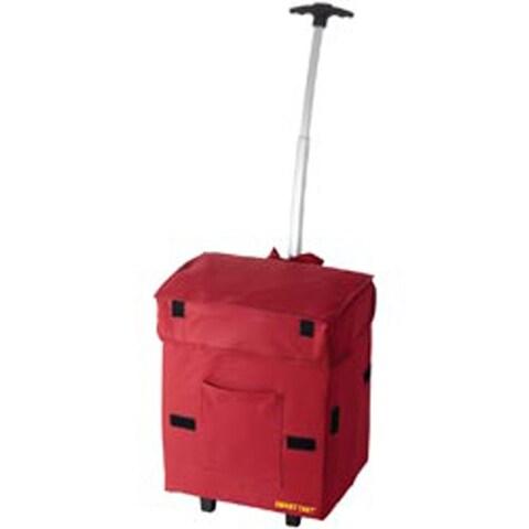 """13""""X12.5""""X18.5"""" Red - Smart Cart"""