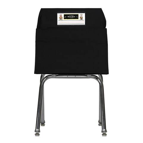 Seat sack seat sack large 17 in black 00117bk