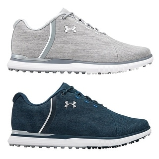 Link to 2020 Under Armour Women Fade SL Sunbrella Spikeless Golf Shoes Similar Items in Golf Shoes