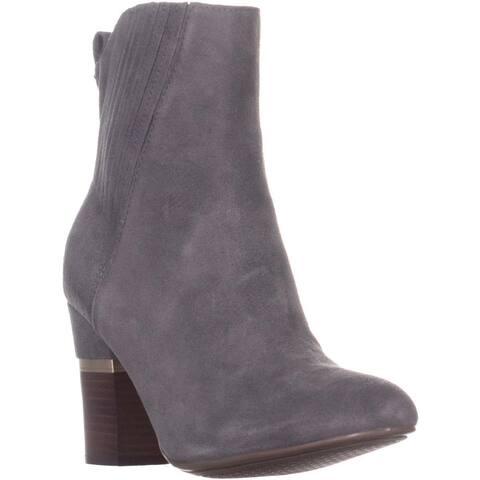 Lucca Lane Jadia Ankle Boots, Dark Gray - 10 US