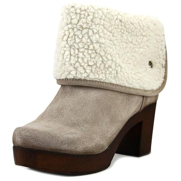 Eric Michael Yasmine Women Taupe Boots