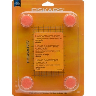 "Fiskars Compact Stamp Press -8.25""X6.25"" - 8.25""x6.25"""